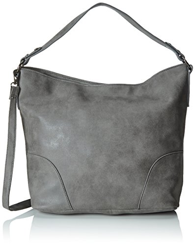 Handbag Julie Womens Shoulder Grey Bag Anthrazit rr8wYq