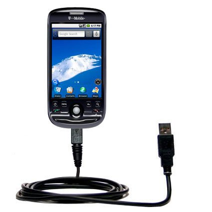 Classic Straight USB Cable for the T-Mobile MyTouch 3G Sl...