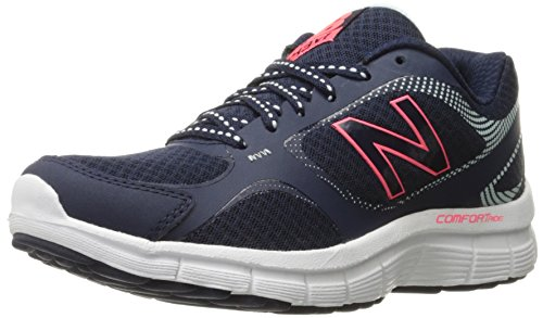 New Balance Women's WE543V1 Running Shoes, Navy, 7.5 B US