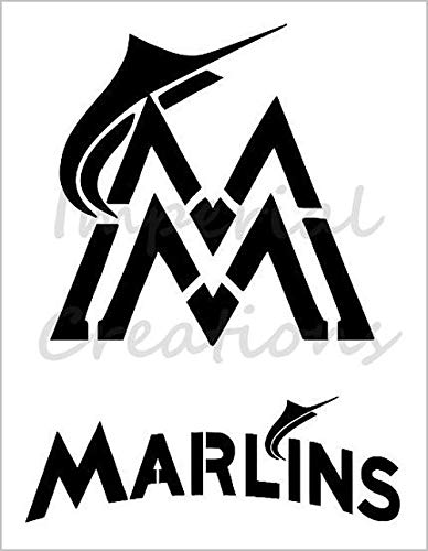 - MIAMI MARLINS Florida Baseball Team 8.5