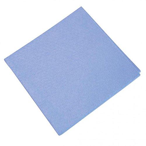 Mehrzwecktuch, Reinigungstücher, Putztücher, Wischtücher, Allzwecktücher, leichte leichte leichte Qualität, 38 x 34 cm, blau B07FYYL2MW Reinigungs- & Putztücher 81572f