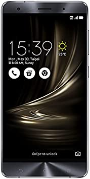 Asus Zenfon 3 Deluxe Smartphone, 5,7 Full HD, Snapdragon 820 ...