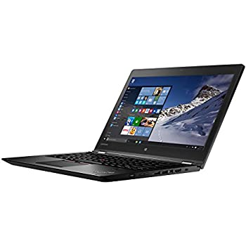 Lenovo 20GQ000EUS P40 Yoga Laptop: Core i7-6600U, 16GB RAM, 512GB SSD, WQHD Touch Display, Windows 10 Pro
