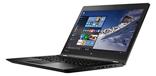 "Lenovo 2-in-1 14"" Touch-Screen Laptop Intel Core i7 16GB Memory NVIDIA Quadro M500M 512GB Solid State Drive Black 20GQ000EUS"