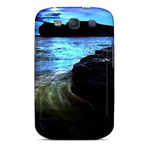 Anti-scratch And Shatterproof The Dark Side Phone Case For Galaxy S3/ High Quality Tpu Case