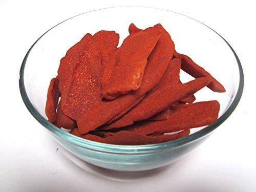 Dried Chili Mango Slices, 5 pound. Spicy Snack!