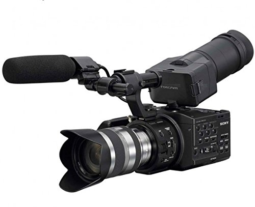 SONY NEX-FS100JK レンズ交換式NXCAMカムコーダー(レンズ付)   B0057BVK6K