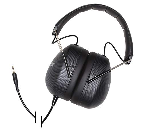 (Vic Firth Stereo Isolation Headphones V2 (SIH2))