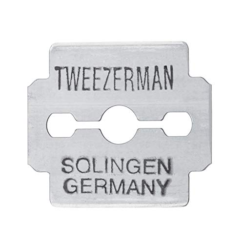Tweezerman Replacement Callus Shaver Blades (20 Count)