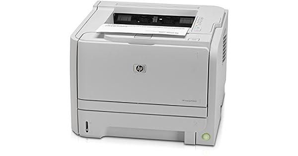 Amazon.com: HP refurbish LaserJet P2035 Impresora láser ...