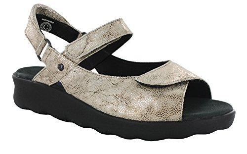 Wolky Comfort Sandals 01890 Pichu Beige Caviar