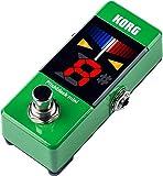 Korg Pitchblack Mini Pedal Tuner - Green