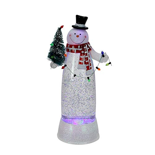 Northlight Christmas Decorative Table Top Pieces/Figures/Snowmen, White