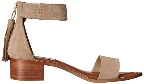 32283702433 Steve Madden Women s Darcie Taupe Fashion Sandals - 7 UK India (39.5 EU) (9  US)  Buy Online at Low Prices in India - Amazon.in