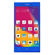 BLU Life Pure XL Full HD, 16MP, 2.2GHz Quad Core Unlocked Cell Phones-Retail Packaging-Blue (Discontinued by Manufacturer)