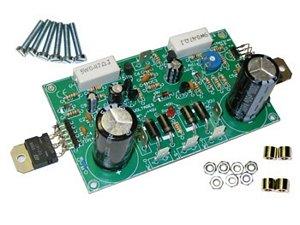 Velleman K8060 Discrete Power Amplifier 200W by Velleman
