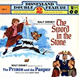 the sword in the stone / the prince and the pauper LP
