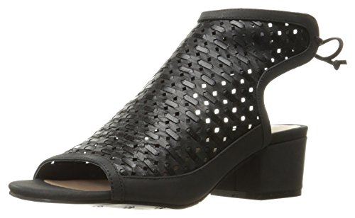 Nina Original Women's Vance Dress Sandal, Black, 7.5 M US by Nina Original