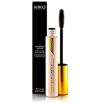 a2ecb4b5c06 Kiko Luxurious Lashes Extra Volume Mascara by Kiko Milano: Amazon.co ...