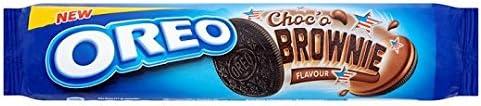Oreo Choco Brownie Flavour Cookies 154G: Amazon.es: Alimentación y ...