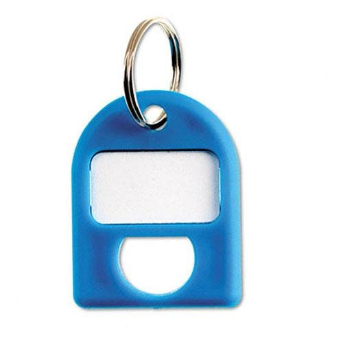 - CARL Replacement Security Cabinet Key Tags, Blue, 8 per Pack (80068)