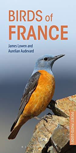 - Birds of France (Pocket Photo Guides)