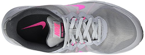 Running Gris Femme Dual Wmns anthracite Fusion Loup Chaussures Nike explosion gris De 2 X Rose blanc S0qnF