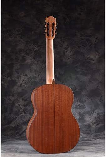 Guitarra Clásica MARTÍNEZ modelo ESPAÑA ES-04C Tapa de Cedro ...