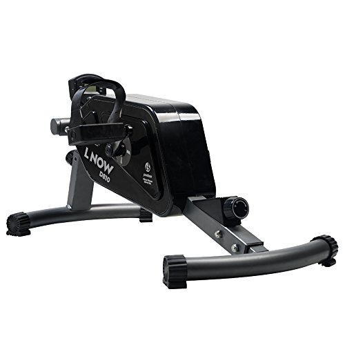 L NOW Desk Exercise Bike Pedal Exerciser-Magnetic Mini Exerciser D810 by L NOW
