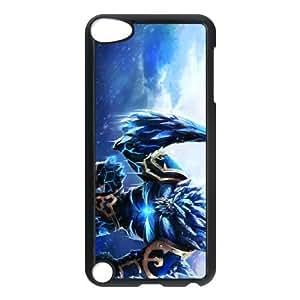 ipod 5 phone case Black League of Legends Malphite POL2874289