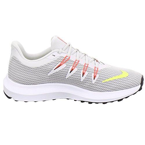 Quest Crimson 004 Volt Compétition WMNS Bright Nike Running Gunsmoke Multicolore de Chaussures Grey Femme Vast gf5OT