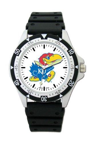 NCAA Kansas Jayhawks Option Model Sport Watch