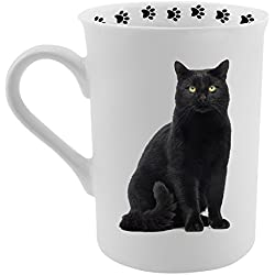 Black Cat Mugs Great Gifts For Cat Lovers