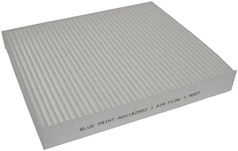 Blue Print Adv182503 Innenraumfilter Pollenfilter 1 Stück Auto