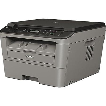 Brother DCP-L2500D - Impresora multifunción láser, Negro/Antracita ...