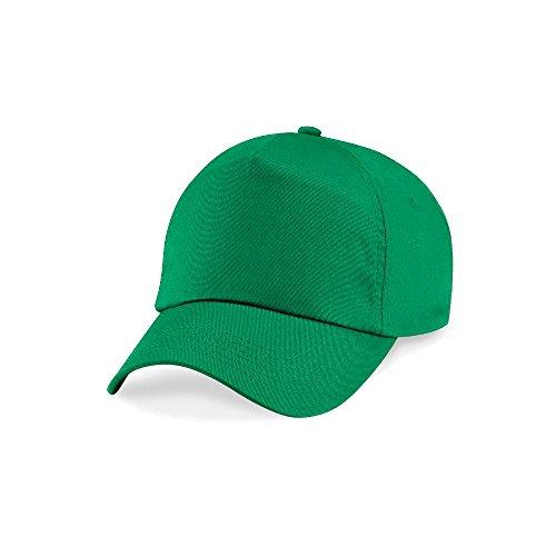 Beechfield - Gorro - Básico - para niño kelly-green