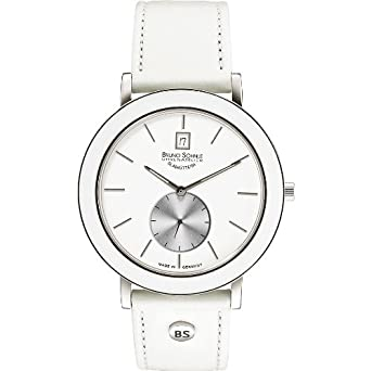 Bruno SÖhnle Damen-Armbanduhr Analog Quarz Leder 17-93139-941