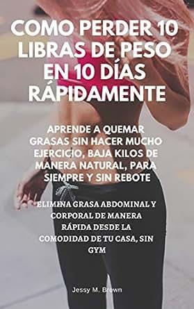 ejercicios para quemar grasa abdominal sin pesas