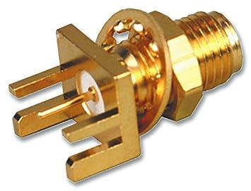 Johnson 142 - 4701 - 801 RF Coaxial SMA RP recto de conector ...