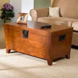 Best Wildon Home UNIQUE Dining Tables - This Mission Oak Coffee Table Trunk Made of Review