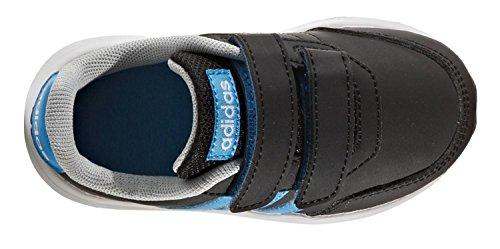 Adidas neo VS switch cmf inf 1622 - Scarpe sportive unisex bambino AW4115, Nero, (Cblack/Solblu/Clonix) (27 eu)