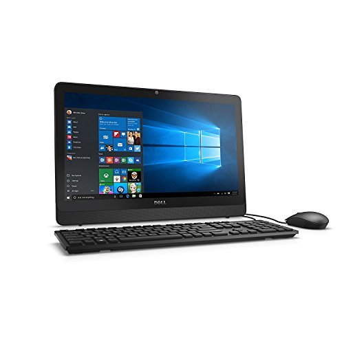 "2018 Dell Inspiron 19.5"" HD+ Touchscreen All-in-One AIO Desktop Computer, Intel Quad-Core Pentium J3710 up to 2.64GHz, 8GB RAM, 1TB HDD, WiFi, USB 3.0, HDMI, Bluetooth, Windows 10"