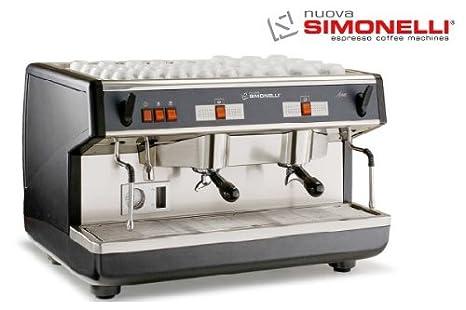 Nuova Simonelli Appia Semi Auto 2 Group Espresso Machine Mappia5Sem02Nd002