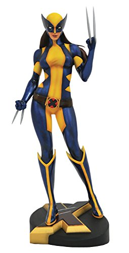 DIAMOND SELECT TOYS Marvel Gallery: X-23 Wolverine PVC Gallery Figure