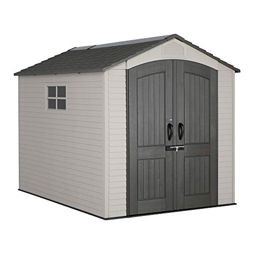 Lifetime 60252 shed 7x9.5