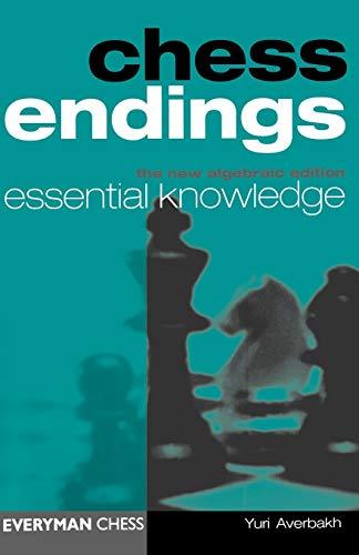 Chess Endings: Essential Knowledge (Cadogan Chess & Bridge Books S.)