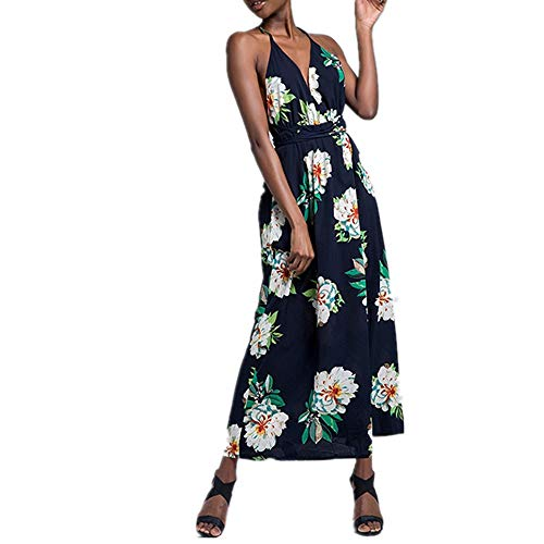 Isbxn Vestido Elegante sin Tirantes Atractivo de la Playa señoras de la Playa de Las Mujeres (Color : Green, Size : XL) Emerald Color
