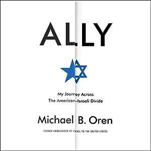 Ally Audiobook