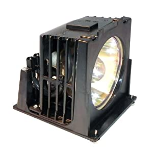 Amazon.com: Compatible Mitsubishi RPTV Lamp, Replaces Model WD-62628 with Housing: Home Audio ...