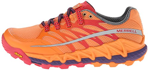 Merrell Mujer Peak Running Out Zapatillas De All Morado 6Y8wrOqY